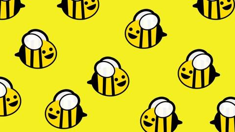 Netcurso-how-to-make-3-styles-of-plush-bumblebees