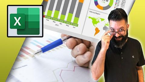 Excel TOTAL - Desde 0 hasta Profesional en 30 horas*