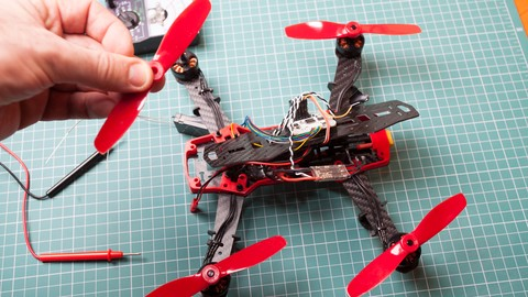 Build a Linux Based Raspberry Pi Drone