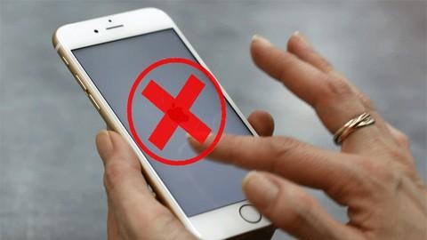 Aprende a restaurar sistema operativo iOs celulares iPhone