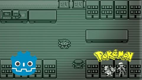 Creando Juegos en Godot 3: Pokemon Red (Capitulo 2)