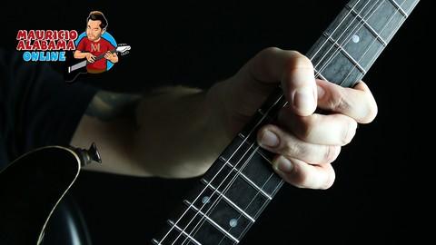 Criatividade na Improvisação na Guitarra, c/Mauricio Alabama