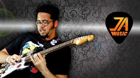 Aprenda e domine Guitarra Shred