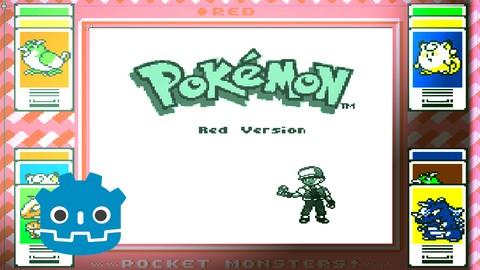 Creando Juegos en Godot 3: Pokemon Red (Capitulo 3)