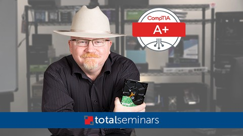 TOTAL: CompTIA A+ Certification 220-1002