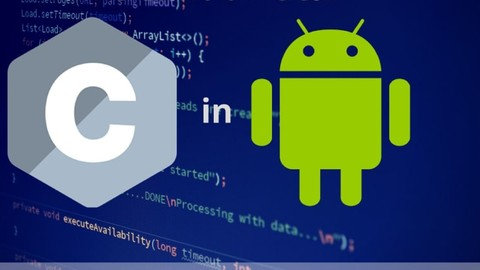 c language with android compiler