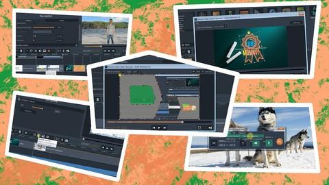 Szybki, prosty montaż i edycja wideo w movavi