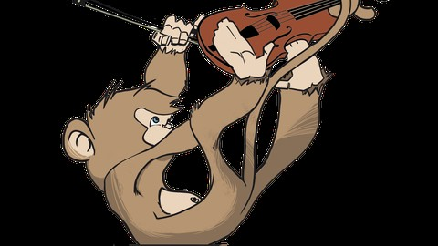 Violin Lessons - Practice Monkeys - Resonance School of Music