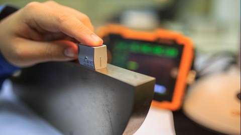 Image for course Ultrasonic Testing Level 1 Training