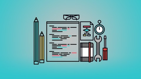 Image for course Build 17 Beginner's Projects with : Python   JavaScript   C#