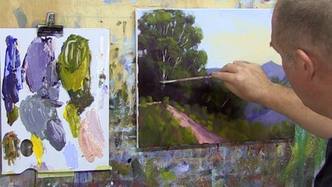 Netcurso-learn-to-paint-oil-painting-acrylic-painting-free-course