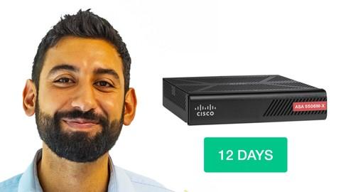 Cisco ASA Firewall in 12 days