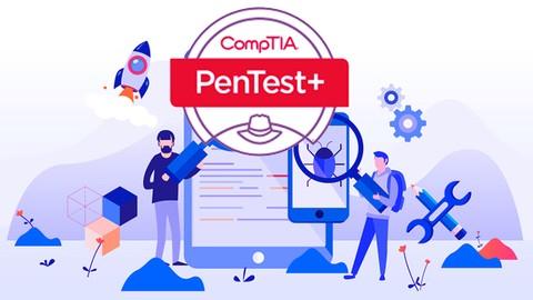 CompTIA PenTest+ Practice Exam (PT0-001)