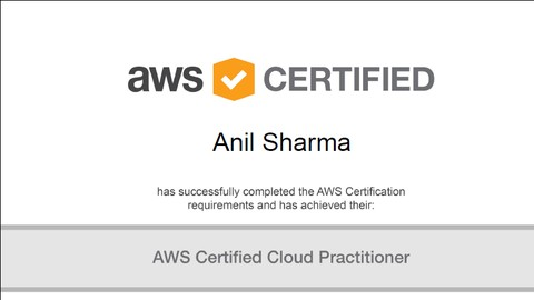 CRACK EXAM AWS Cloud Practitioner REAL!! TEST AUGUST 2019