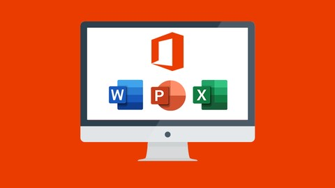 Microsoft Office; Excel, Word & PowerPoint 2019 - Beginners
