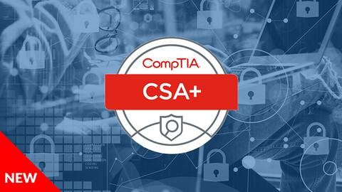 CompTIA CySA+ (CS0-001) Practice Exams 2020