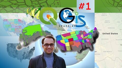 ГІС та QGIS Рівень 1: Основи QGIS для розумної роботи ГІС