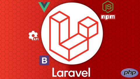 Laravel 6 a 8 desde cero + integración con Bootstrap 4 y Vue