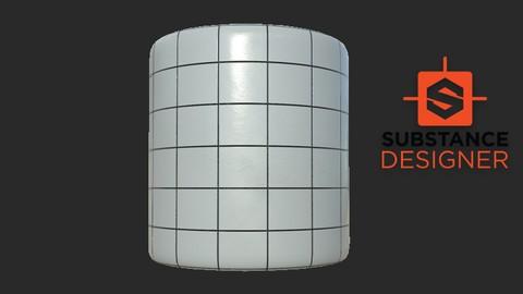 Substance Designer : Create a High quality Materials