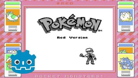 Creando Juegos en Godot 3: Pokemon Red (Capitulo 5)