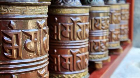 Sound Healing with Chenrezig Heart Mantra