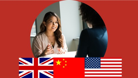 English for Chinese Speakers (Teachers & Students)