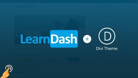 Crea una academia de cursos online con LearnDash y Divi*