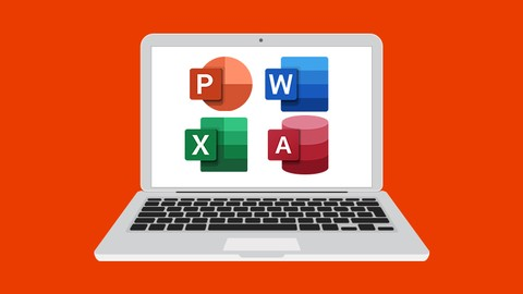 MS Office; Excel, Word, Access & PowerPoint 2019 - Beginners