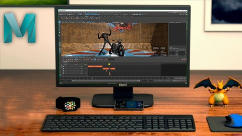 Autodesk Maya - quick guide for beginners
