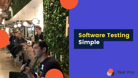 Software Testing Simple (Software Quality Assurance QA)