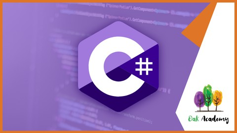 Image for course C# OOP Concepts: Apply C# OOP Concepts On Real C# Projects