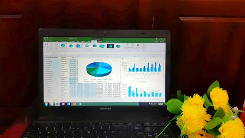 Image for course Advanced Microsoft Excel Formulas & Functions Course 2021