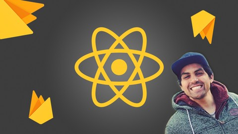 React JS ⭐Desde Cero! Hooks, Redux, Context, Firebase y más!