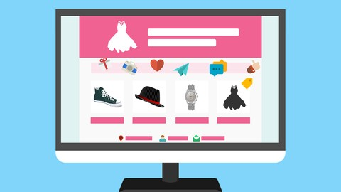 Netcurso-building-ecommerce-website-with-product-listing-no-coding