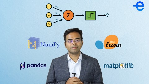 Image for course Machine Learning- From Basics to Advanced