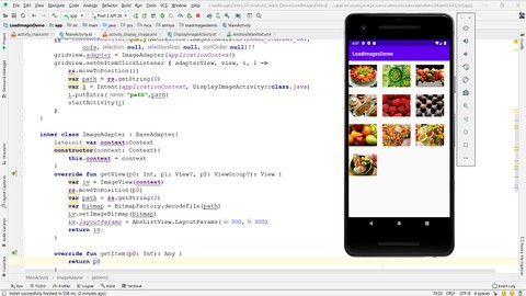 Android App Development- Implementation of Content Providers