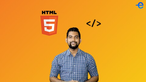 Image for course HTML5 - From Basics to Advanced level (2021)