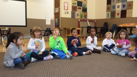 A Really Fun Kids Yoga Class