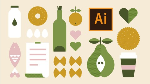 Learn design principles & the essentials of vector drawing