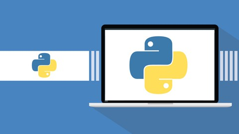 Image for course 2021 Python Programming From A-Z: Beginner To Expert Course