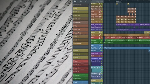 FL Studio - Musical Theory for Electronic Music Production - Resonance School of Music