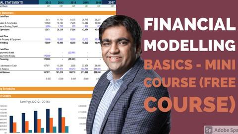 Netcurso-financial-modelling-basics-mini-course