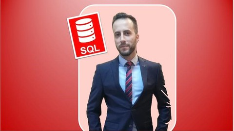 Image for course The Complete Oracle SQL Development Bootcamp 2021