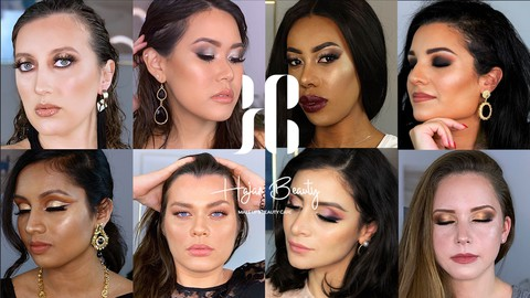 Makeup Artistry Basic to Masterclass , Professional Make-up