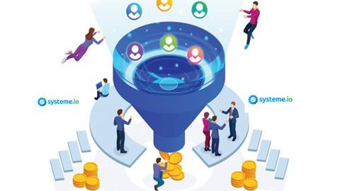 Automatiser votre business en ligne avec systèmeio