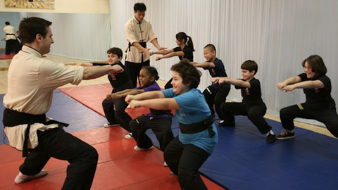 Kung Fu for Kids Workouts 1 & 2: Fun & Easy Home Exercise