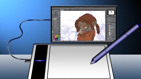 Netcurso-digital-art-101-from-beginner-to-pro
