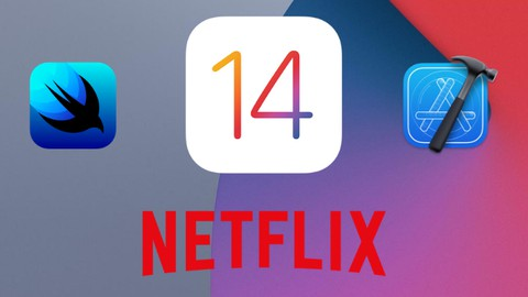 SwiftUI 2 - Build Netflix Clone - iOS 14 - Xcode 12 -UPDATED