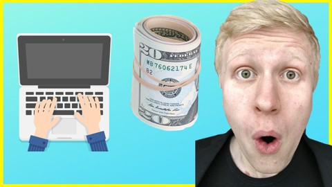Image for course Learn 4 STEPS to Make Money Online by Blogging!