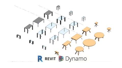 """Revit 2021 для сімей, що змінюють форму для """"Динамо"""" 2.6"""